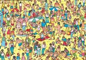 Où est Charlie? A la plage