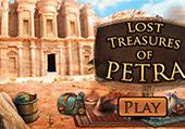 Trésors perdus de Petra