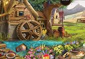 Rechercher les objets cachés dans cette ferme