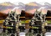 5 différences au château