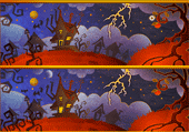 Halloween Différences