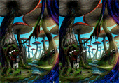 Différences et champignons