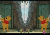 Différences Winnie l'Ourson