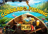 Pêche en rivière sur le colorado
