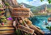 Vacances et recherche d'objets