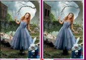 Trouver 6 Erreurs avec Alice