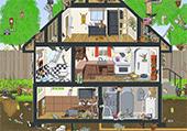 Réparez une maison