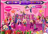La fête d'anniversaire de Barbie