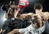 Lettres cachées sur boxeurs
