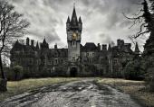 Pièces dans un château