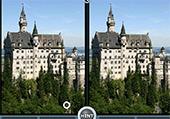 5 différences et châteaux