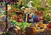 RDV romantique au jardin