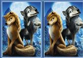 Alpha et Oméga, les différences