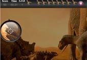 Dinosaures à retrouver