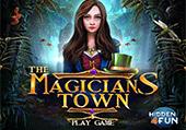 La ville des magiciens