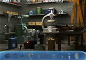 Objets cachés dans ateliers