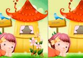 Différences: jeux de bébés