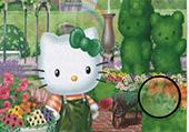 Hello Kitty et les numéros cachés