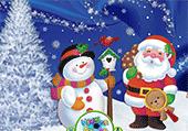 jeu du Père Noël