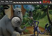 Trouver les éléphants Horton