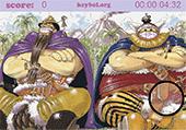 Numéros cachés avec One Piece