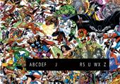 Avengers et lettres cachées
