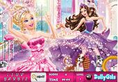 Lettres cachées avec Barbie la pop star