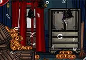 jeu de lettres à retrouver: Halloween