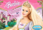 Lettres de Barbie cachées