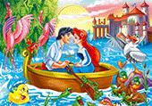 Lettres cachées avec Ariel