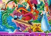 Lettres de l'alphabet avec Peter Pan