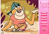 Cherche et trouve au milieu des singes