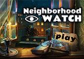 Vigilance des voisins
