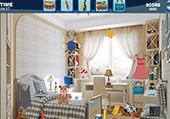 Recherche d'objets dans une maison