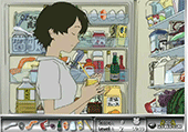 Objets cachés dans un manga