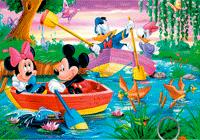 Numéros cachés avec Mickey et ses amis