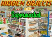 Objets cachés au supermarché