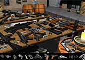 Armes à chercher