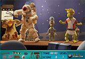 Objets cachés sur la Planète 51