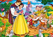 Princesse, nains, et chiffres cachés