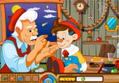 L'histoire de Pinocchio