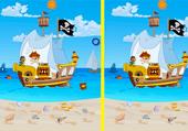8 Erreurs et bateaux pirates