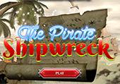 L'épave du bateau pirate