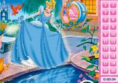 Trouve les numéros avec les princesses