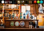 Images cachées au bar
