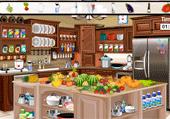 Objets cachés cuisine
