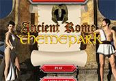 Parc d'attractions sur le thème de la Rome antique