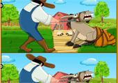 Différences à la ferme