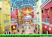 Chiffres cachés au Centre Commercial