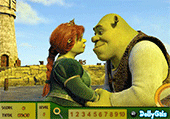 Numéros cachés avec Shrek